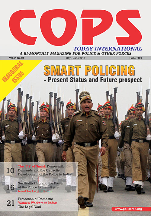 Cops today magazine september october 2016