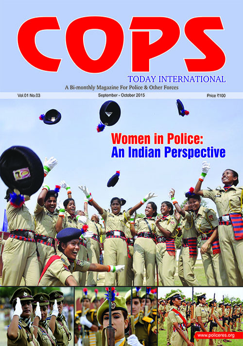 Cops Today Magazine of Sep-Oct 2015